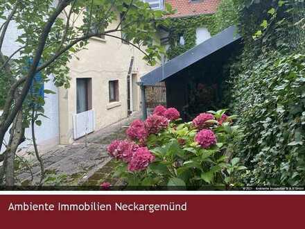 Im Bieterverfahren: Altstadthaus Neckargemünd