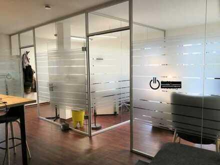 *by imnobilia! Modernes EG-Büro in Sichtlage - INNERER WESTEN