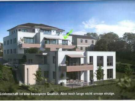Erstbezug: ansprechende 3-Zimmer-Wohnung mit Balkon in Bissingen