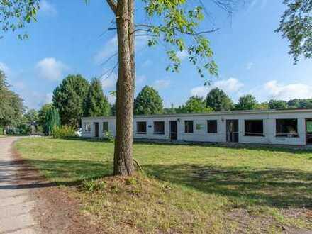 Ferienhäuser am See, Rohbau mit Grundstück im Feriendorf am Grimnitzsee (Teilbar ab 36.000 EUR)