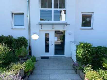 Gepflegte 3-Zimmer-Wohnung mit Terrasse in Hirrlingen