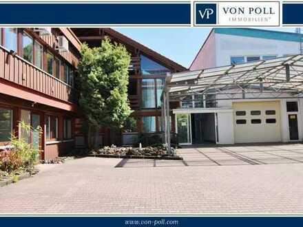 Wohn- und Geschäftshaus - mit vielseitigen Nutzungsoptionen im Hechtsheimer Gewerbegebiet