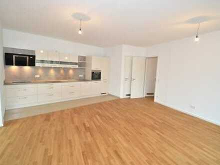TOP!!! Perfekte 3 Zimmer Luxuswohnung mit Parkett, Fußbodenheizung und Balkon