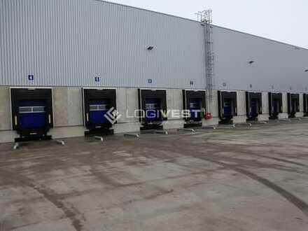 Produktions- und Lagerhalle nahe der A 6