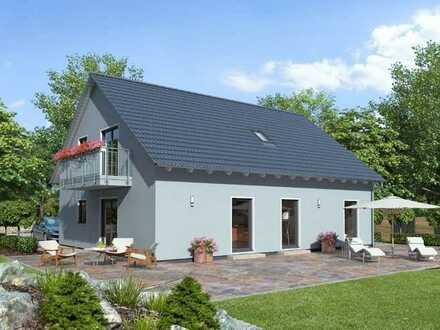 Bauen Sie ihr Traumhaus mit Schwabenhaus für zwei Familien