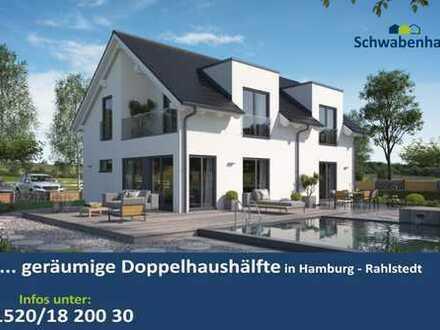 Wohnen in bestlage mit einer Doppelhaushälfte in Hamburg-Meiendorf auch ohne Eigenkapital