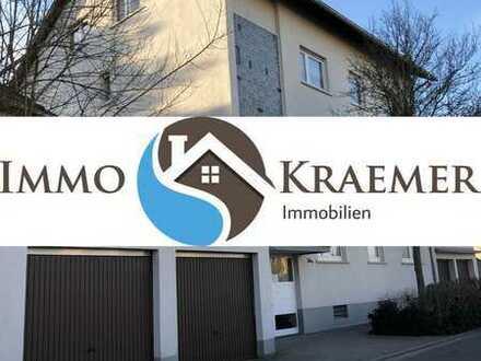 Attraktive 3 Zimmer-Wohnung mit Terrasse und Garten zu vermieten www.immo-kraemer.de