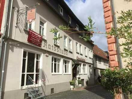 Restaurant/Gastronomie am Marktplatz von Groß-Umstadt - Top-Lage