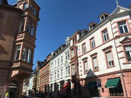 Vollständig renovierte 2,5-Zimmer-DG-Altbauwohnung mit EBK und Kaminofen in Heidelberg-Neuenheim