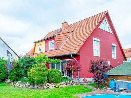 Ansprechende Doppelhaushälfte in ruhiger und dennoch zentraler Lage