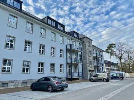 !!Palastfeeling und offene Raumgestaltung, 2-Z. Wohnung mit Loggia, Parkplatz und Top-Einbauküche!!