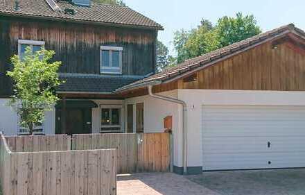 Absolut ruhig gelegenes Reiheneckhaus in Geretsried/Gartenberg