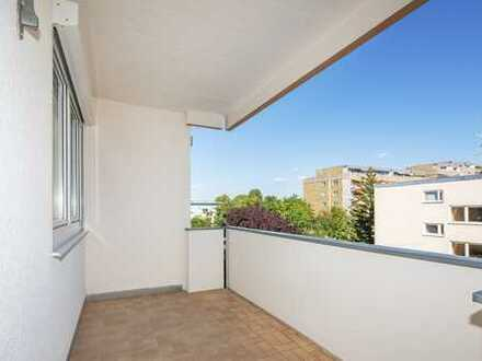 SCHÖN Immobilien: gemütliches Zuhause - 2-Zi-Whg mit Wohnküche und Balkon