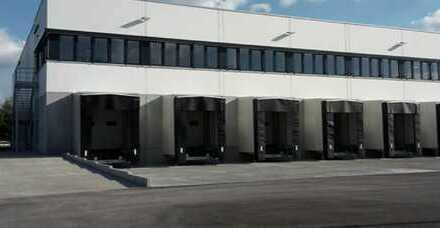 """BAUMÜLLER & CO."" ca. 50.000 m² Logistikfläche - TOP Lage / Nähe A6 - Teilflächenanmietung möglich -"