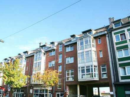 D-Oberbilk: Geräumige 3-Zimmerwohnung mit Tiefgarage