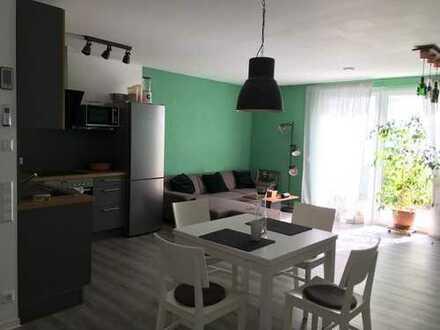 Moderne 3,5-Zimmer- Wohnung Neubau, mit großer Terrasse u Garten