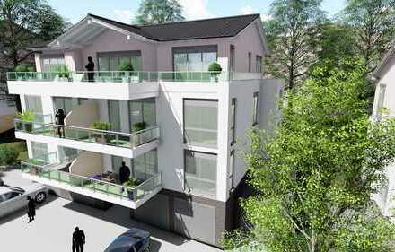 Erstbezug mit zwei Balkonen: exklusive 4-Zimmer-Wohnung in Gevelsberg