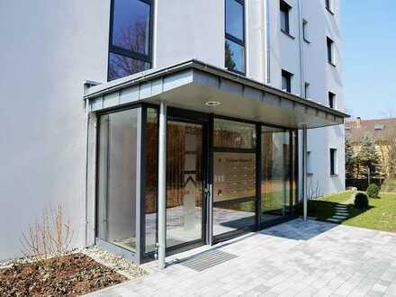 Tauberbischofsheim: Hochwertige, barrierefreie 2-Zimmer-Wohnung mit Loggia