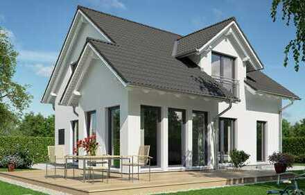 Schlüsselfertiger Neubau- Einfamilienhaus inkl. 620 m² Grundstück, Bodenplatte und Küche
