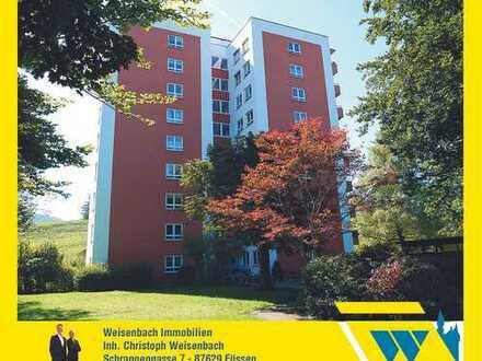 Möbliertes Appartement mit Südbalkon in bevorzugter Wohnlage