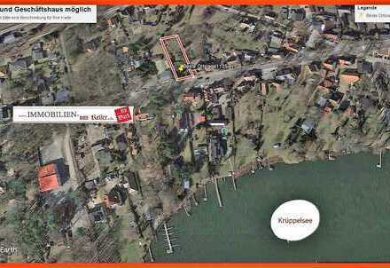 Wohn- und Geschäftshaus möglich auf 1135 m² Zentrumslage § 34