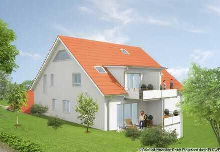 ++ WOHLFÜHLFAKTOR PUR ++ Kaminwohnung mit Terrasse und ca. 200m² Grundstücksanteil...