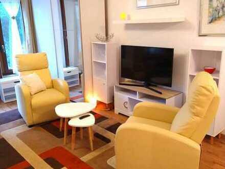 Modern möbliertes Apartment in Top-Lage!