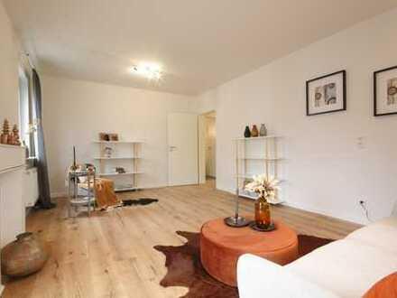 Sehr schöne 3-Zimmer Wohnung mit großem Balkon in Owen