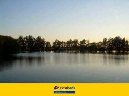 Freizeitgrundstück mit großem See