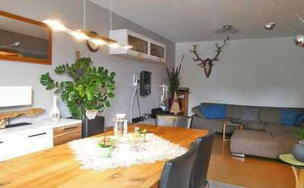 Bezugsfreie 3 Zi.-Wohnung mit TG-Stellplatz in Teningen