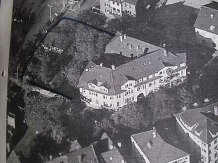 Schöne 4 Zi. Altbauwohnung in Untertürkheim