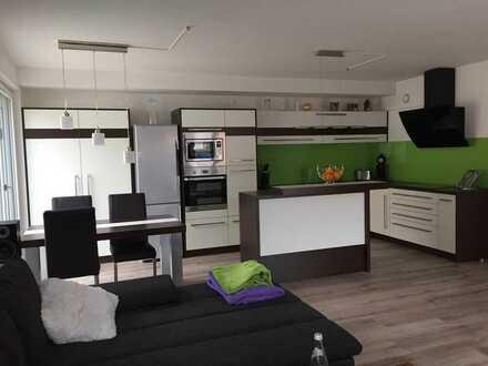 66,5 qm modernes Wohnen in Dinkelscherben, auf Wunsch mit Küche und teilmöbliert