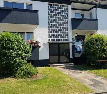 Schöne 2 Zimmer Wohnung mit Balkon und Nachtspeicherheizung