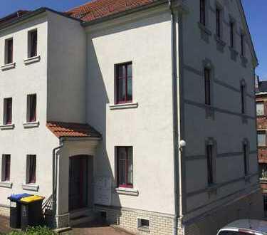 Gemütliche 2-Raumwohnung in ruhiger Lage in Oberplanitz mit Gartennutzung
