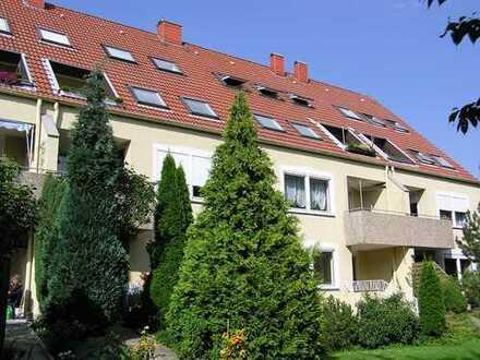 Unna-Massen 4-Zimmer-Maisonettewohnung mit Dachterasse + Gemeinschaftsgarten