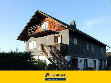 *** Einfamilienhaus mit vielen Möglichkeiten & Panoramablick in Hirschberg ***