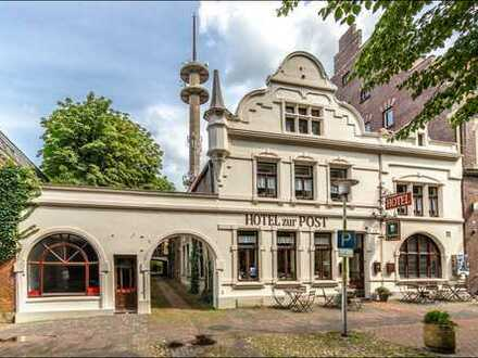 Historisches Hotel im Zentrum von Norden