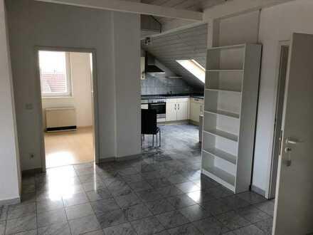 2 ZKB Dachgeschoss-Wohnung mit EBK in Waghäusel