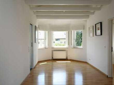 Reizvolle, moderne Maisonette-Wohnung