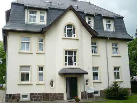 Schöne 2-Zimmer-EG-Wohnung in Hartmannsdorf