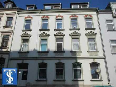 vermietete 4-Zimmer-Erdgeschoss-ETW zentrumsnah in Plauen