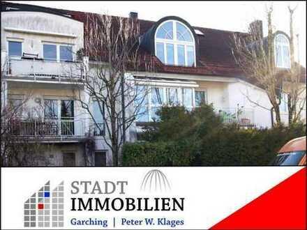 Großzügige 4-Zimmer-Wohnung mit ausgebautem Souterrain und schöner Terrasse