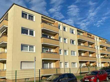Vermietete Wohnung mit Balkon im Süden von Berlin