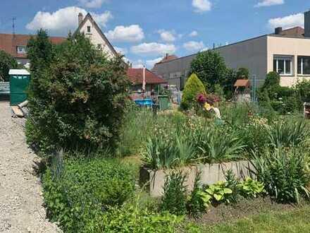 Abrißgrundstück in Neckarsulm