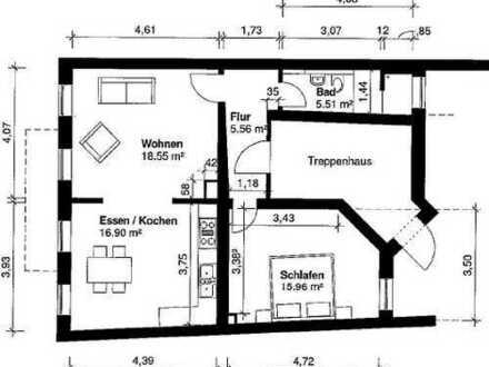 3 Zimmerwohnung 1. OG in der Innenstadt von Donaueschingen