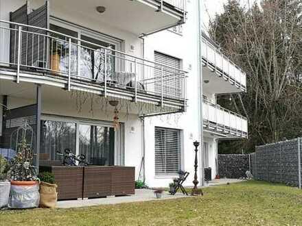 Schöne 2-Zi-Whg. mit Terrasse, Villen an der Wurzacher Ach