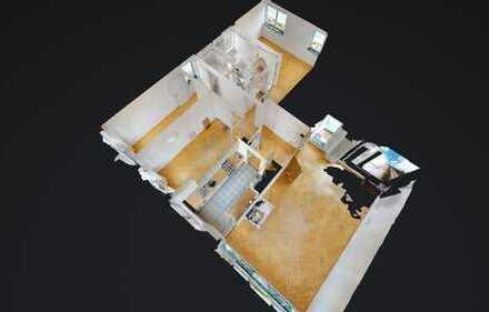 4 Zimmer-Wohnung in gefragter Buckower-Lage zur Eigennutzung.