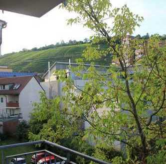 Ruhig, grün und zentral - exklusive Stadtwohnung mit Wintergarten und Balkon in Esslingen