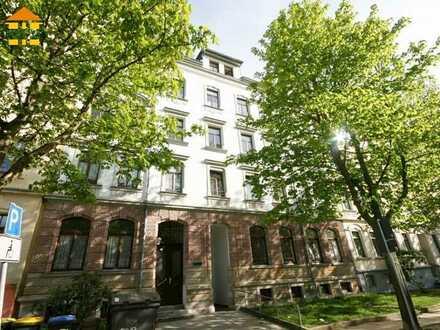 Langjährig vermietete 2-Raum-Wohnung als sichere Kapitalanlage!