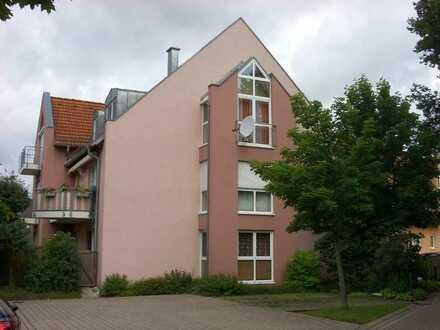 Attraktive 3 Zimmer-Dachgeschoss-Wohnung in Gunzenhausen Süd